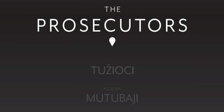 Film screening and conversation - 'The Prosecutors' tickets