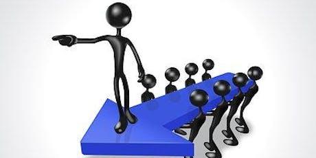 LF4: Senior Leadership Essentials: modular programme covering HR, finance and governance tickets