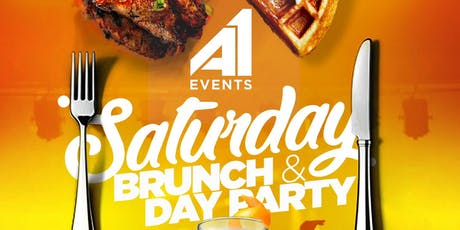 The PARK Saturday Brunch Party! tickets