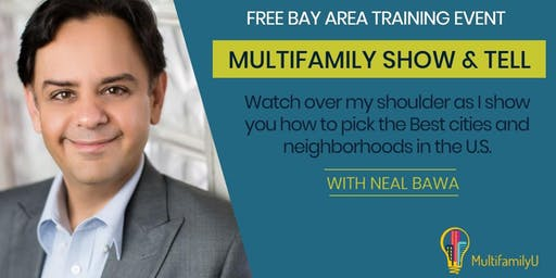 Multifamily Show and Tell Workshop