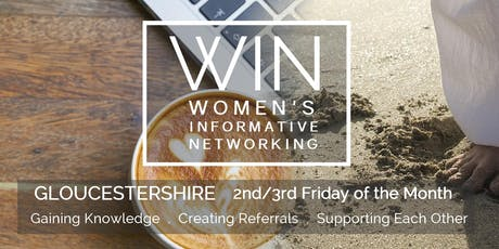 WIN Networking - with guest speaker Heather Angell Coaching - Achieve more by working less - the secret to true productivity! tickets