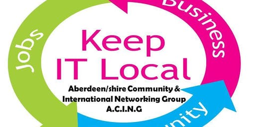 A.C.I.N.G : Aberdeen & Shire - Community & International Networking Group