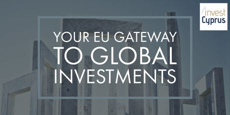 Cyprus: Your EU Gateway to Global Investments tickets