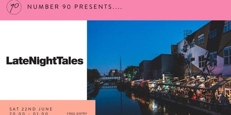 Number 90 Presents Late Night Tales tickets