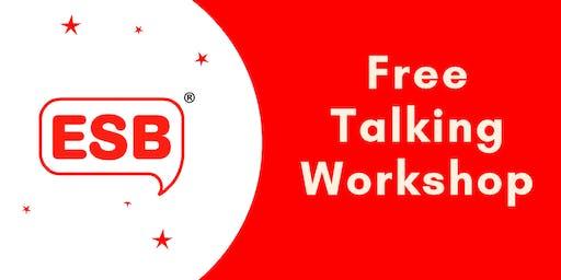 Free Talking Workshop
