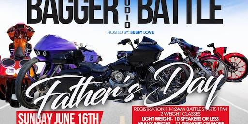 Big Wheel Bike Life - Bagger Audio Battle