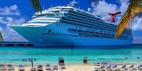 #LaborDayAtSea 4 DAY WESTERN CARIBBEAN CRUISE | Aug.29th - Sept. 2nd 2019 (Room & Unlimited Food Included) NO PASSPORT NEEDED | URBANXCURSIONS.COM OR CONTACT 713-742-2639 FOR MORE INFO tickets
