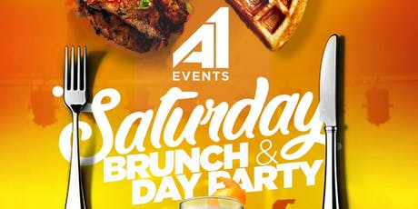 The PARK Saturdays Brunch & Day Party! tickets