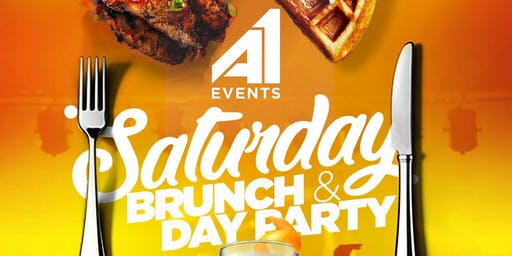 The PARK Saturdays Brunch & Day Party!