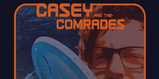 Casey & The Comrades + Fifth Species (Intimate Show) at OnTheOne Music