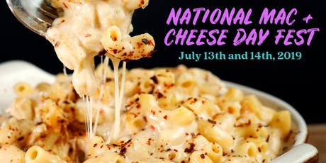 National Mac and Cheese Day Fest tickets