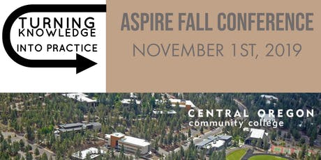 2019 ASPIRE Fall Conference tickets