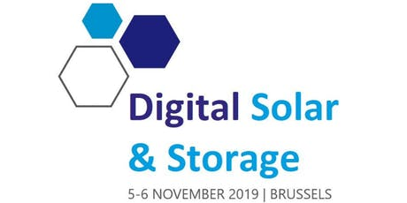 Digital Solar & Storage 2019 tickets