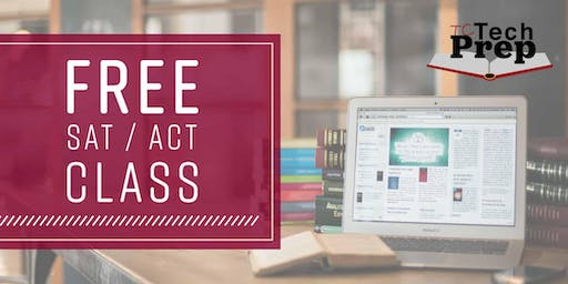 FREE ACT/SAT Prep 2 Day Weekend BootCamp in Downtown Tampa (Materials not included)