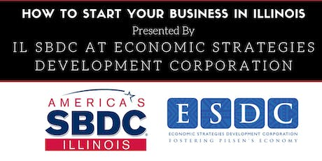 How to Start Your Business in Illinois tickets