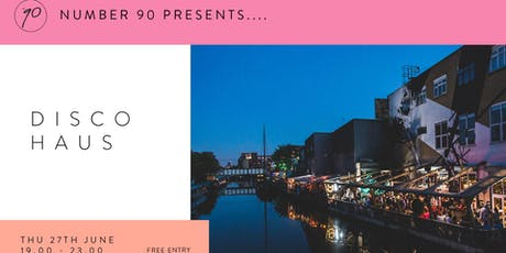 Number 90 Presents Disco Haus tickets