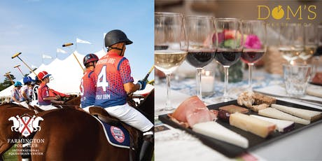 Cheese and Wine Tasting at Farmington Polo Club tickets