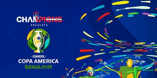 Copa America  Argentina vs Paraguay  Viewing Party