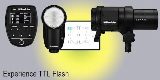 Experience TTL Flash w/Profoto