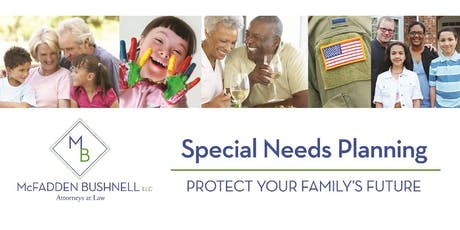 Special Needs Planning Series: Legal Considerations When a Child Turns 18 – Powers of Attorney and Guardianships @ 10am tickets