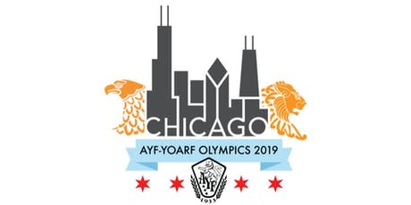AYF Eastern Region Senior Olympics 2019 - Chicago: Athlete Application tickets