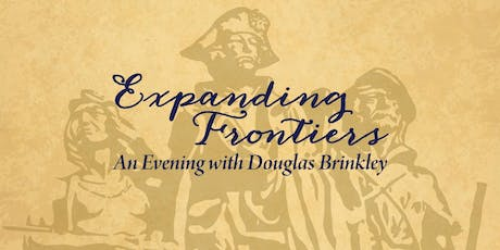Expanding Frontiers: An Evening with Douglas Brinkley tickets