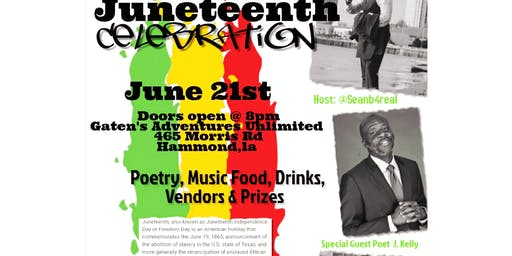 Floetic Cypher Juneteenth Celebration