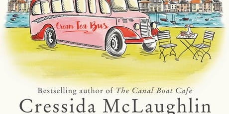 The Cornish Cream Tea Bus book launch tickets