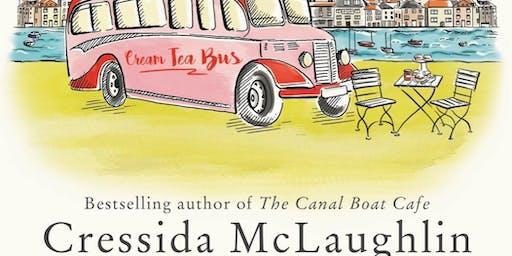 The Cornish Cream Tea Bus book launch