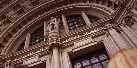 《明愛文化講堂》:深度中文講解 V&A 博物館九大廳 tickets