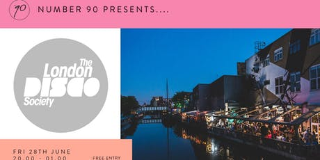 Number 90 Presents London Disco Society tickets