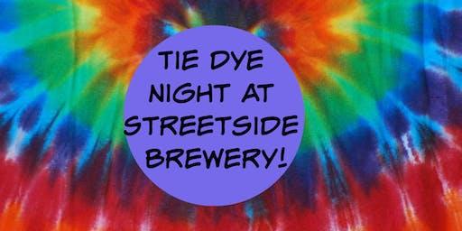 Tie Dye Night!