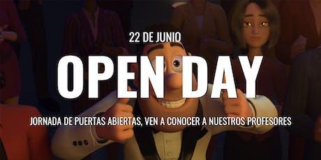 Open Day Lightbox Academy – Jornada de Puertas Abiertas entradas