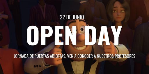 Open Day Lightbox Academy – Jornada de Puertas Abiertas