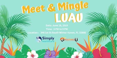 Meet & Mingle Luau tickets