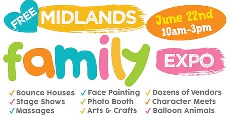 Midlands Family Expo tickets