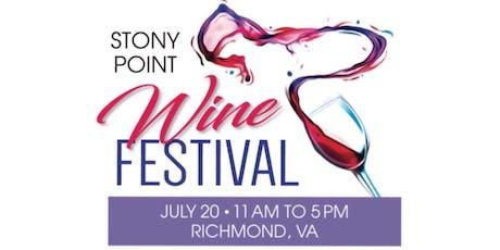 Stony Point Wine Festival tickets