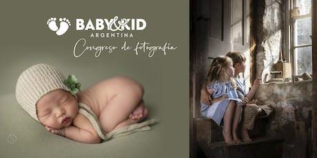 Congreso Internacional de Fotografía BABY AND KID Argentina entradas