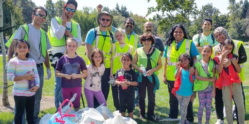 Dublin Creek Cleanup Day
