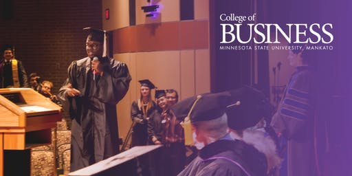 College of Business Graduation Recognition Ceremony & Reception - Fall 2019