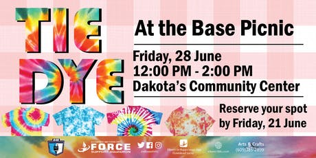 Tie Dye - EAFB Base Picnic tickets