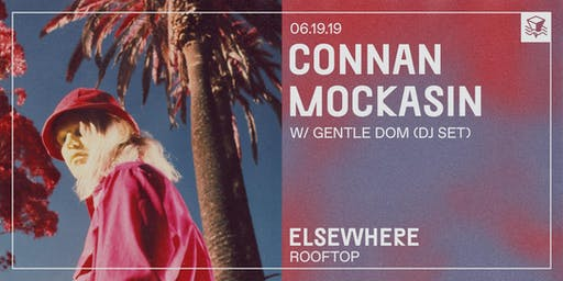 Connan Mockasin @ Elsewhere (Rooftop)