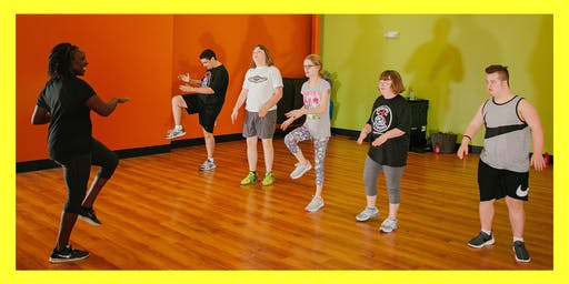 Inclusive Athletic Skills Camp for Special Needs