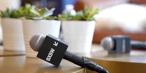 Austin: SXSW 2020 & PanelPicker Best Practices Meet Up