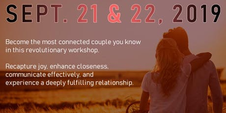 Getting The Love You Want: Weekend Couples Workshop tickets
