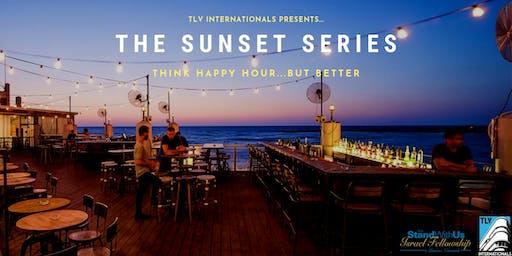 INVITATION: Sunset Series Happy Hour Drinks & Talks @Carlton Beach Bar, 6:30pm