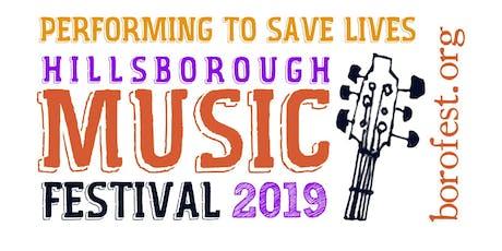 Hillsborough Music Festival tickets