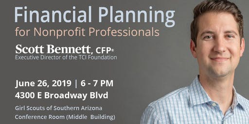 Professional Development: Financial Planning for Nonprofit Professionals