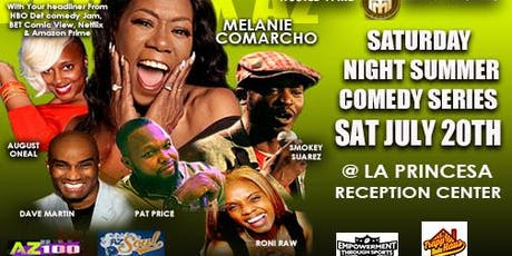 The Saturday Night Summer Comedy Series! tickets