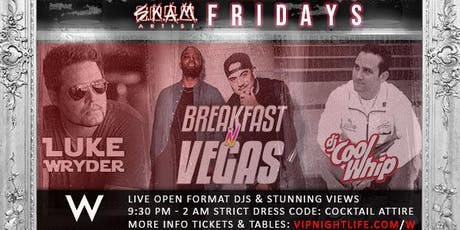 VIBE Fridays: Summer Soulstice with Breakfast  N Vegas tickets